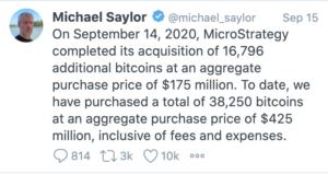 MSTR Bitcoin Purchase
