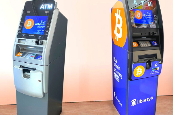 Bitcoin ATM Network LibertyX Letting People Sell Bitcoin For Cash