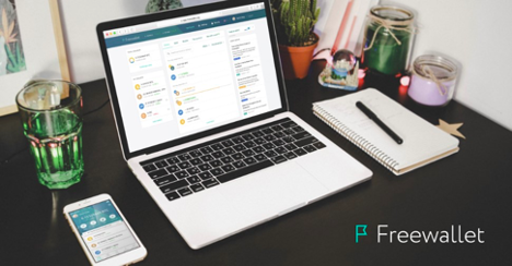 Fast Transactions And Low Fees by Freewallet