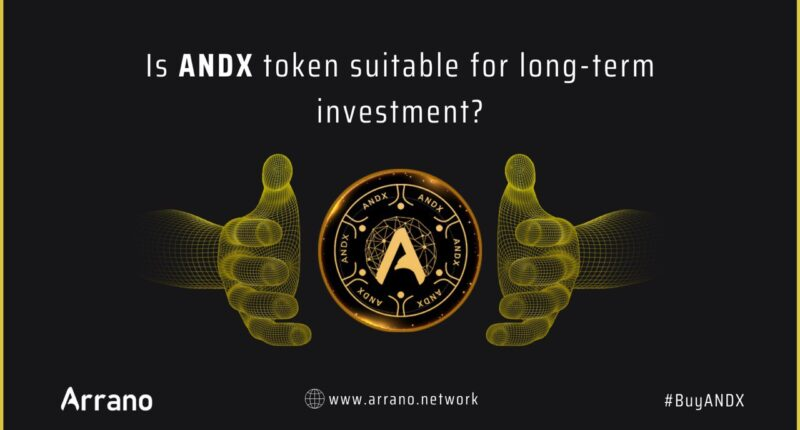 Arrano Network is a Decentralized ecosystem that works for the development of the crypto community. Is ANDX token suitable for long-term investment?
