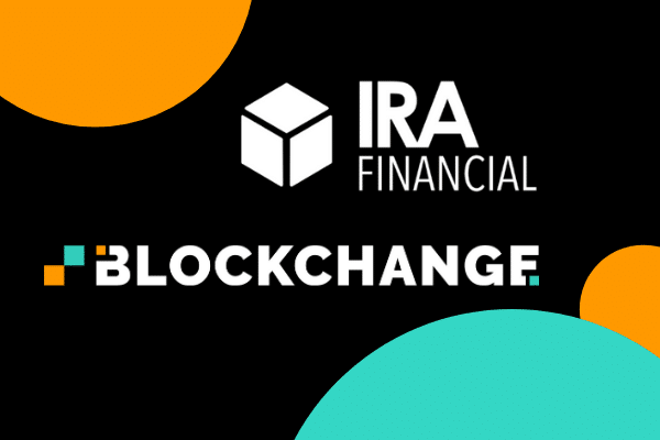 Blockchange and IRA Financial Are Making It Easy For RIA's To Manage Crypto Assets