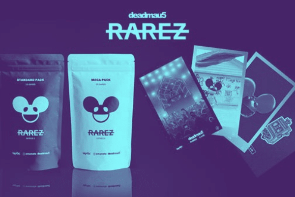 deadmau5 Digital Collectibles On The WAX Blockchain
