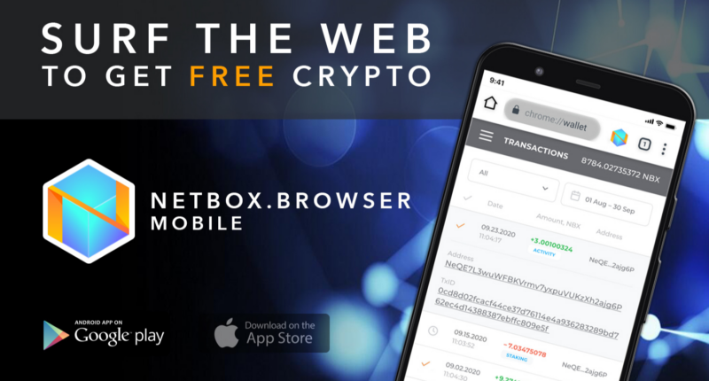 Netbox Global Releases The Mobile Netbox Browser