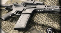 Bitcoin AR-15 Has Embedded BTC And Will Auction Off In July