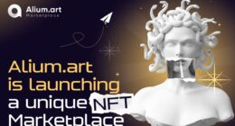 Alium.art NFT Marketplace Is Launching On 15th June