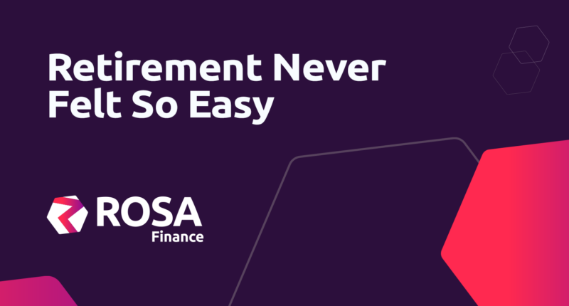 ROSA: The World's First Decentralised Pension Fund